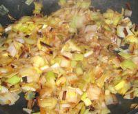 recette fondue de poireaux