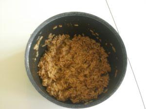 riz à la tomate saveur d'orient