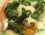 salade verte ou mixte