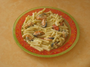 recette de la sauce aux moules en photos