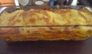 Lasagnes au thon frais