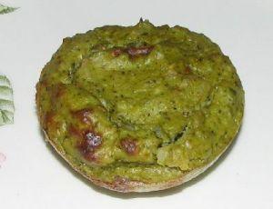 Soufflés de brocolis
