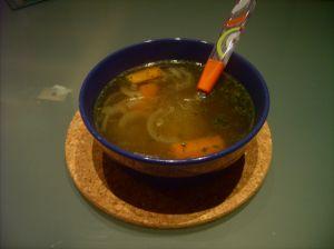 Votre soupe chinoise