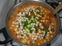 soupe au pistou en provence