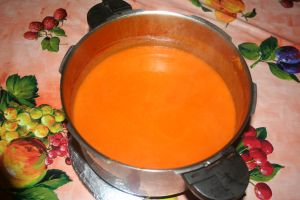 soupe à la tomates