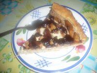 tarte aux poires au nutella hypocalorique
