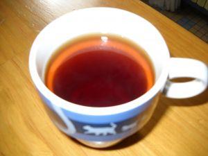 Une tasse de thé aux épices