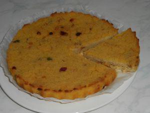 Gâteau de semoule à déguster